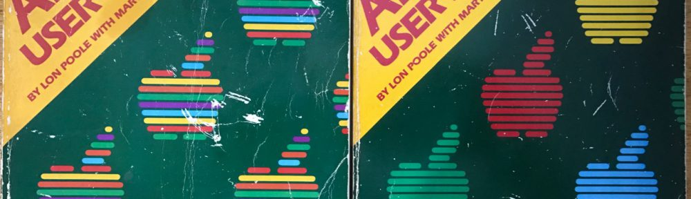 Apple II User's Guide 1st Edition Comparison