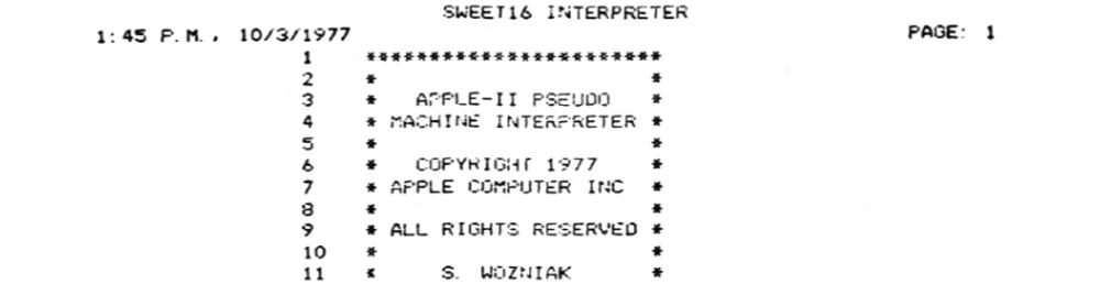 WOzFest SWEET16 header